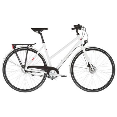 Vélo de Ville ORTLER MOTALA TRAPEZ Blanc 2021